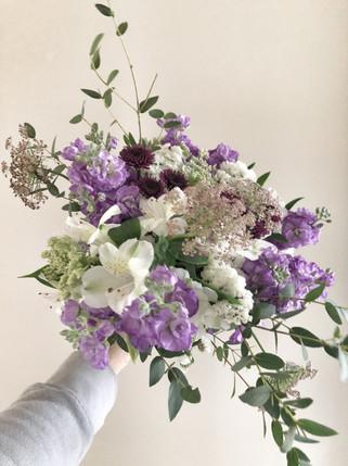 Spring Bride Bouquet
