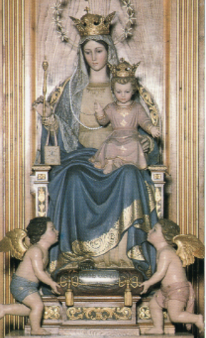 Join Us to Celebrate the Feast of Our Lady Of Mount Carmel