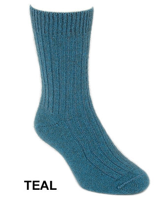 Casual Rib Sock (9902)
