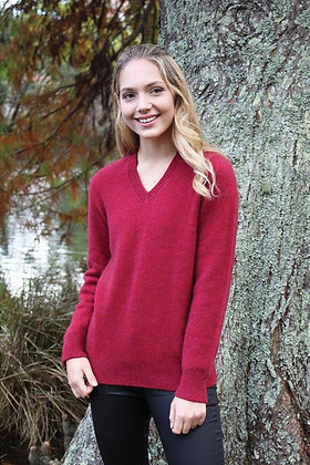 V- Neck Sweater (9935)