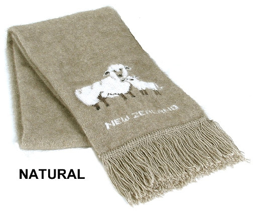 Sheep Scarf (9917)