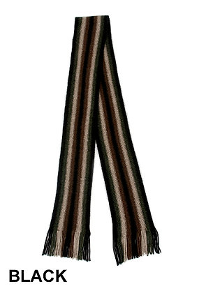 Long Vertical Striped Scarf (9939)