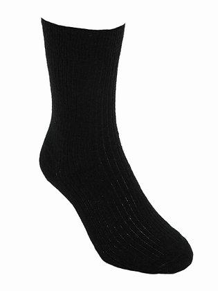 Fine Dress Sock (9922) black only