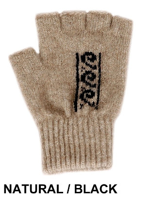 """Koru"" Fingerless Glove (9948)"