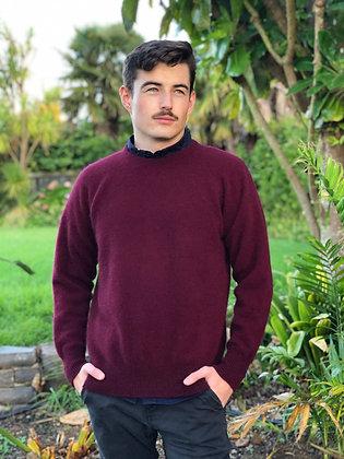 Men's Crew Neck Sweater (9812)