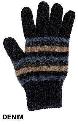 Multi Striped Glove (9950)