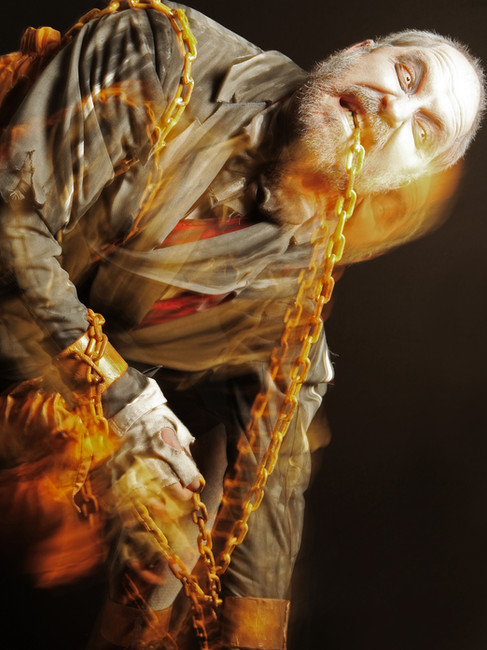 A Christmas Carol - As told by Jacob Marley (deceased)