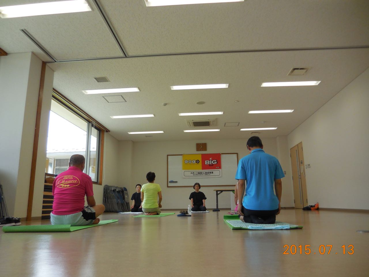 2015-07-13 ヨガ教室 005