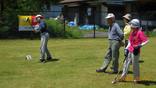 第1回グラウンドゴルフ教室開催