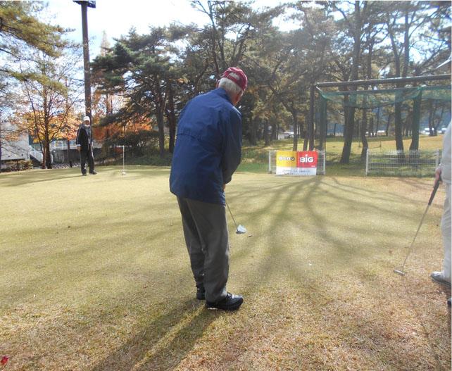 11-16ゴルフ大会