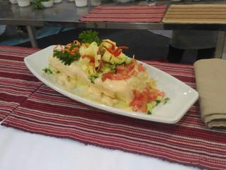 Prato com ingrediente simples foi lançado pela Sandu-it durante o 2º Salão de Turismo dos Campos Ger