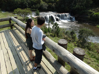 Ecoturismo e Turismo de Aventura? Os Campos Gerais do Paraná têm!