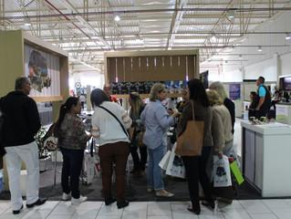 Guias de turismo visitam o 2º Salão de Turismo dos Campos Gerais