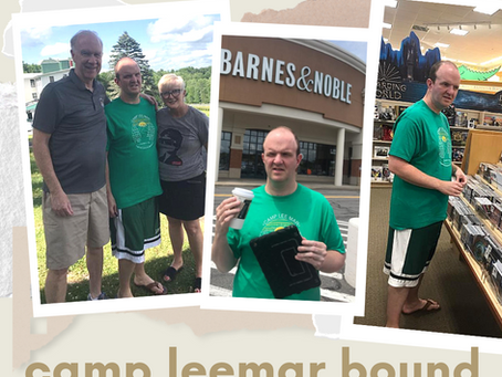 Camp LeeMar Bound