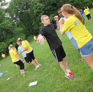 Andrew's Gift grant recipient enjoys life at camp