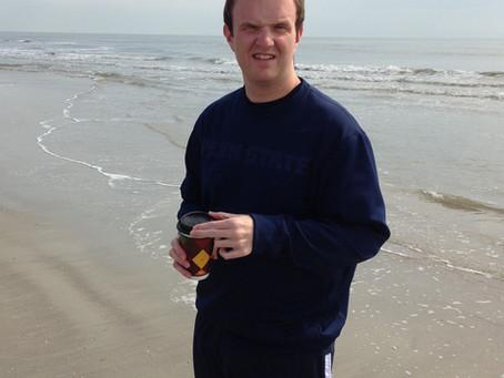 Flashback Photo: Andrew at Hilton Head Island