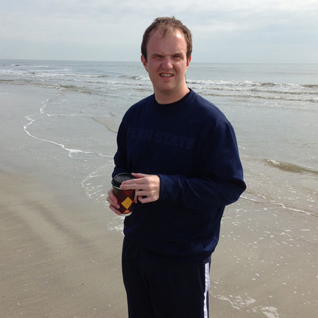 Flashback Photo: Andrew at Hilton Head Island