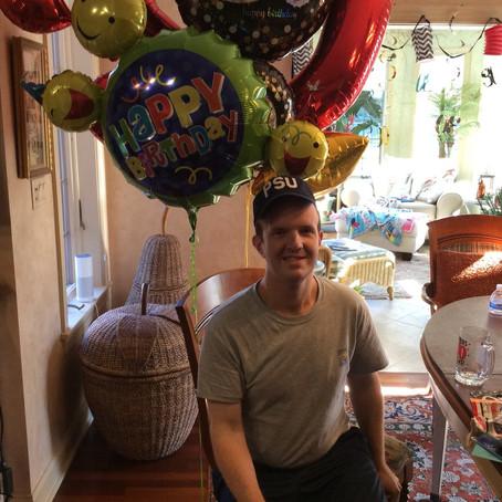 Andrew's 30th Birthday