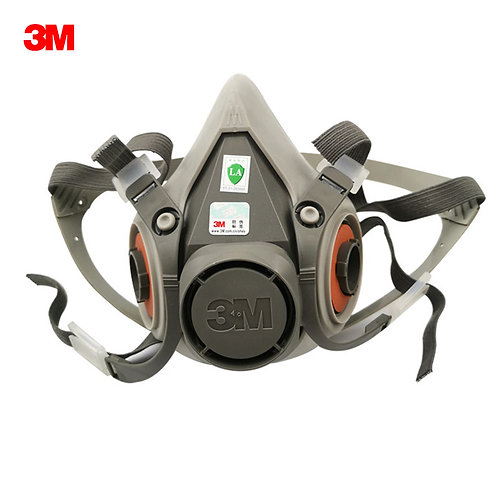 3M 2091 Filter Particulate Filter for 6200 7502 Half Face Gas Mask Respirator