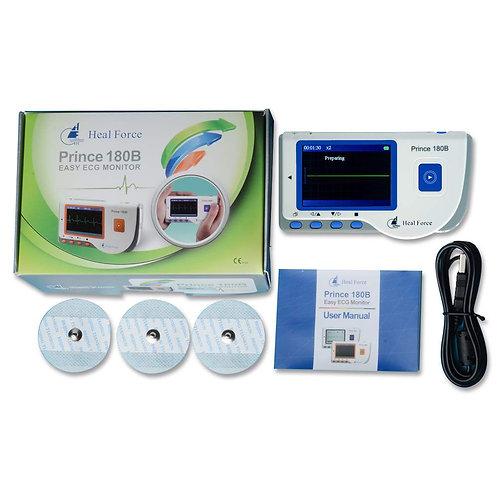 Portable Household Heart Ecg Monitor Rapid ECG Detector