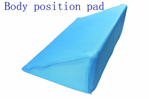 High-Density Foam Triangle Pad Turned  Breathable Care Cushion