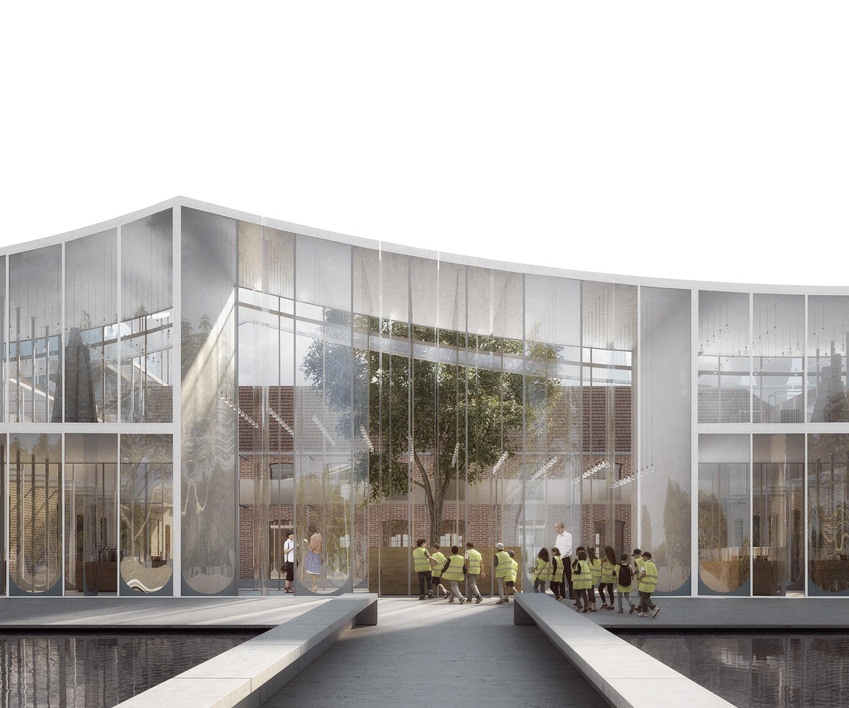 Centre culturel - Tiers Lieu