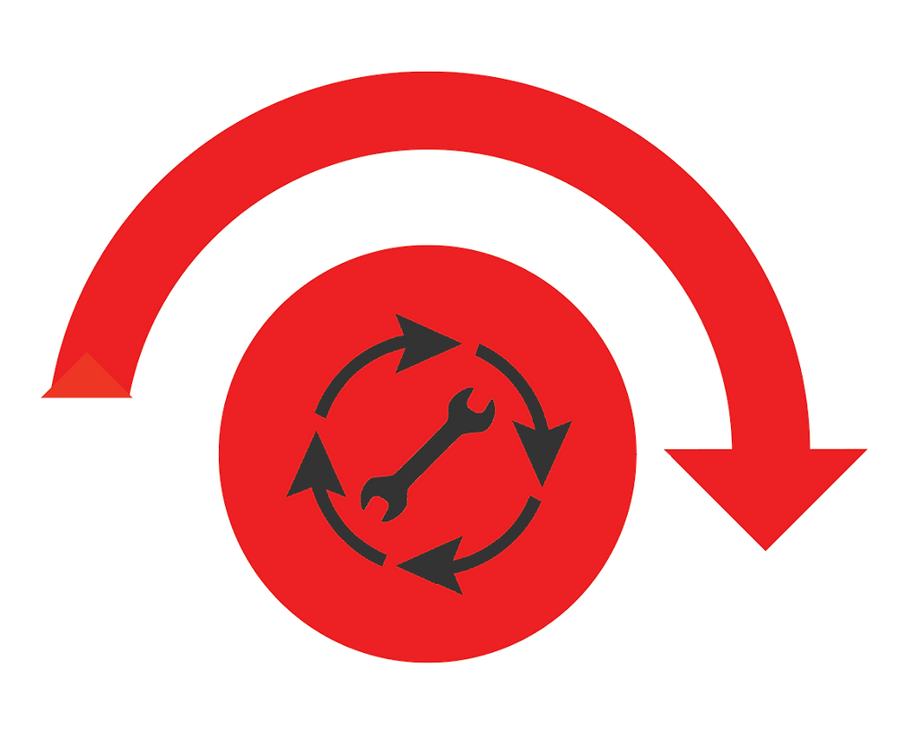 Custom TechJutsu Icon that Represents the Maintenance of your Identity and Access Management Solution