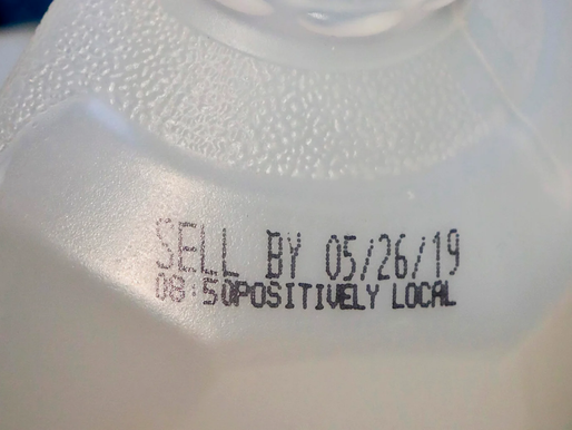 Q & A - Using Milk Past Sell-By date