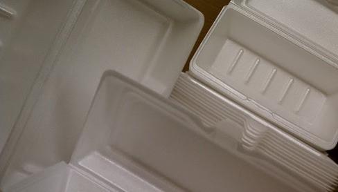 Food Carts and Brick & Mortars - Styrofoam -
