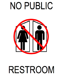 The Restroom Access Act (Ally's Law)
