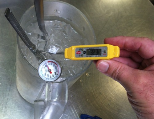 Q & A - Checking Thermometers for Accuracy