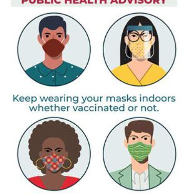 The Oregon Health Authority Is Recommending We All Wear Masks in Restaurants and Bars