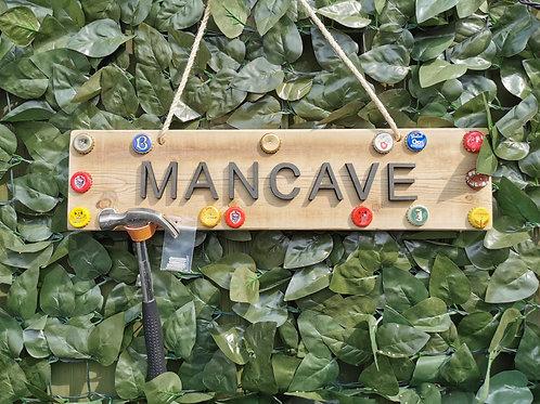 Mancave / kidscave borden