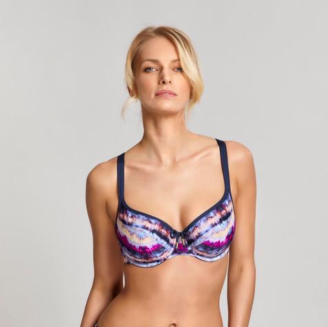 Elle Pink Bikini by Panache Swim