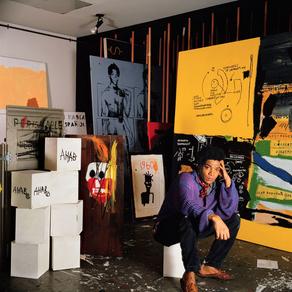 Você já ouviu falar sobre o artista Jean-Michel Basquiat?
