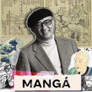Mangá, as histórias em quadrinhos japonesas