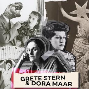 Grete Stern e Dora Maar, um outro olhar sobre o Surrealismo