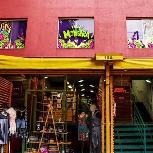 Loja Monstra, a loja de gibis mais monstruosa de São Paulo