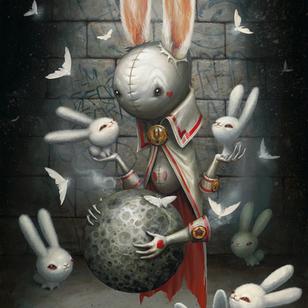 Artista da Vez - Greg Craola