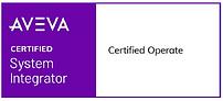 Logo - AVEVA SI Certified Operate (004).