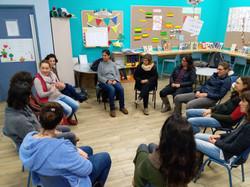 צוות בית החינוך הדמוקרטי שבילים
