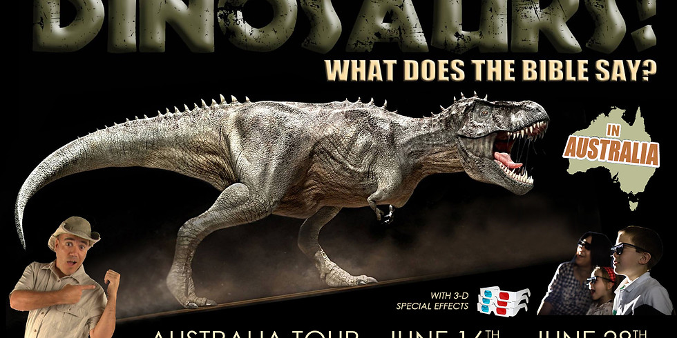 Dinosaurs! - Cooranbong