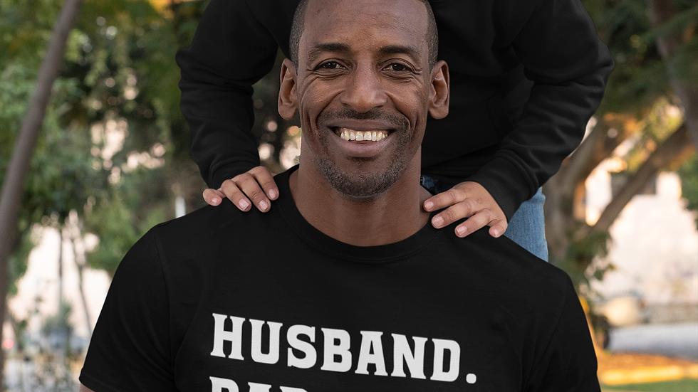 Husband Dad Hero Legend T-Shirt
