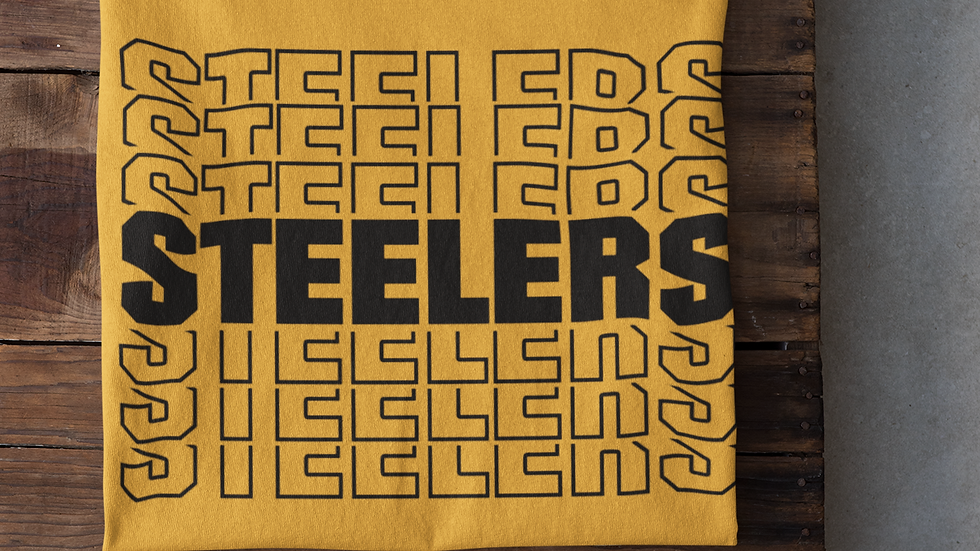 Steelers Father's Day T-Shirt