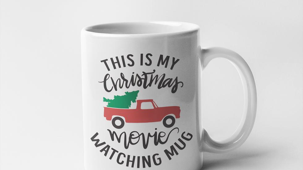 Christmas Watching Mug