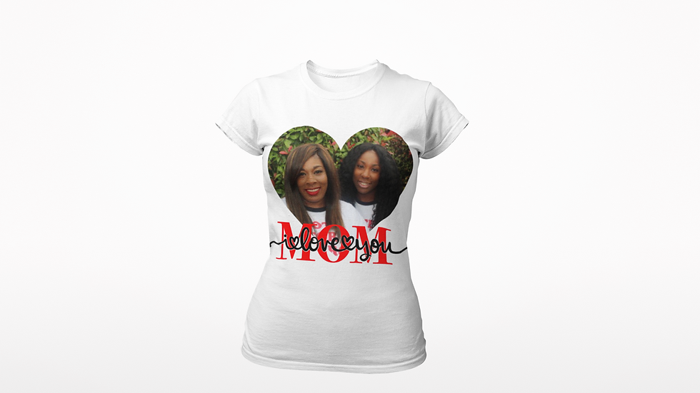 Mother's Day Photo T-Shirt