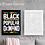 Thumbnail: Black By Popular Demand Canvas