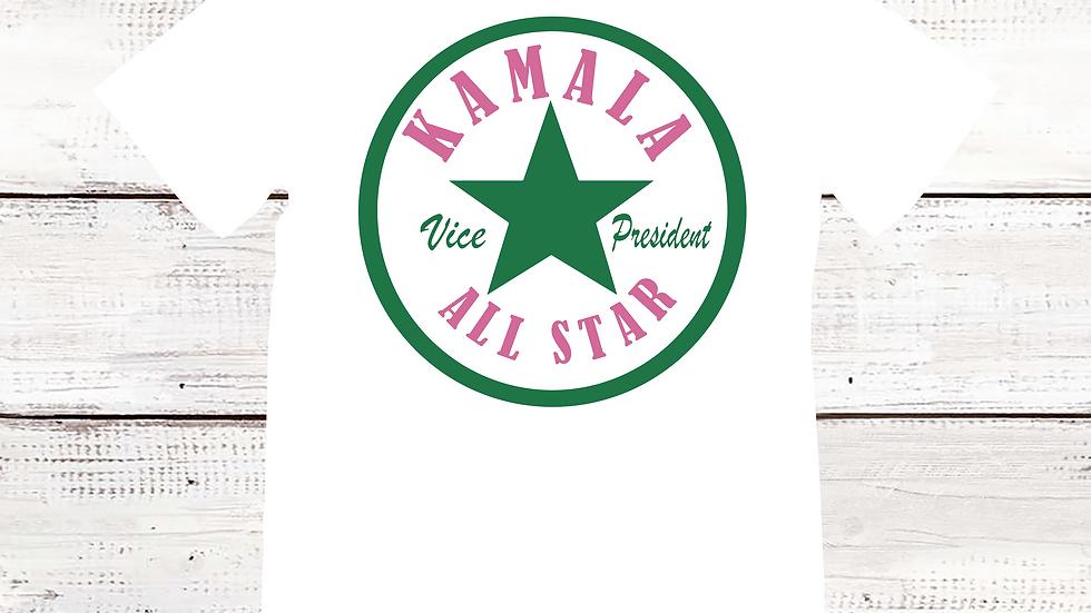 Kamala Allstar Tee