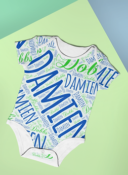 mockup-of-a-baby-onesie-lying-in-a-color