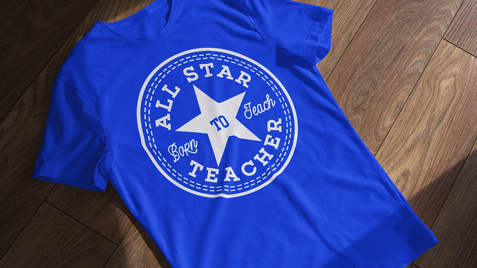 All Star Teacher Tee